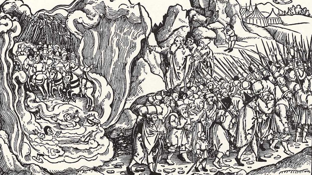 J.N. Hummel: Te Deum & Der Durchzug durchs Rote Meer